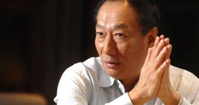 郭台銘-鴻海董事長
