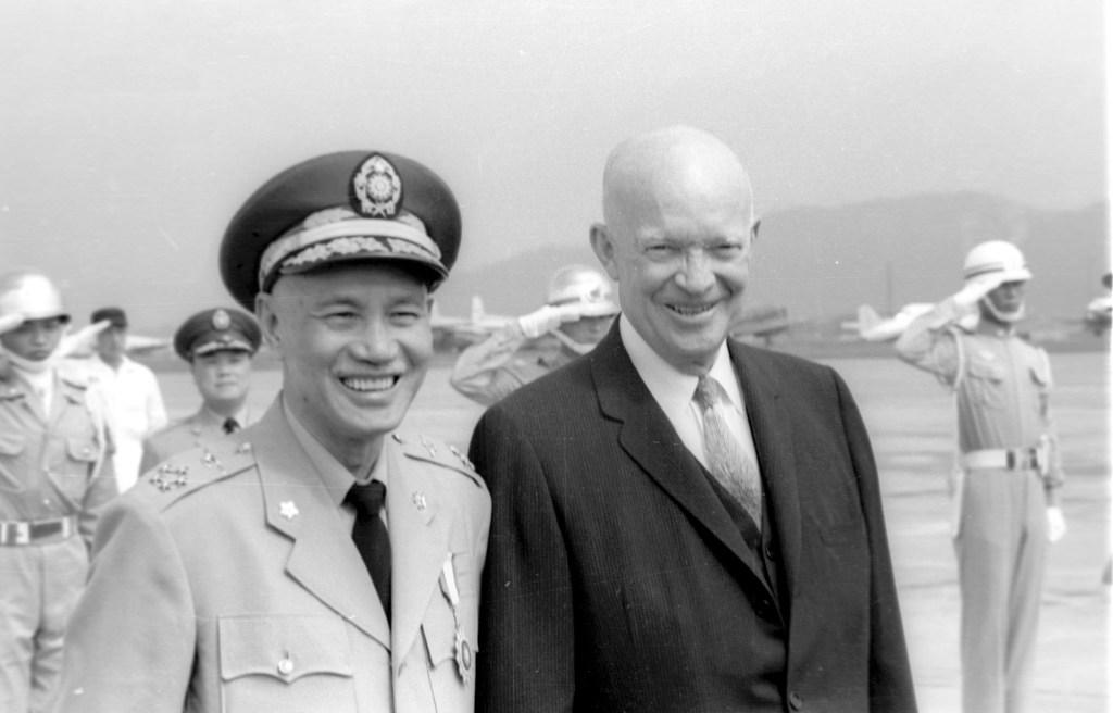 中華民國-戰爭-五星上將-蔣中正-蔣介石-蔣公