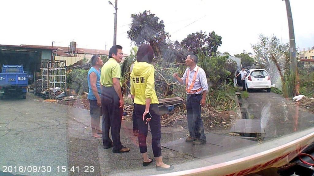 颱風 台電員工 1