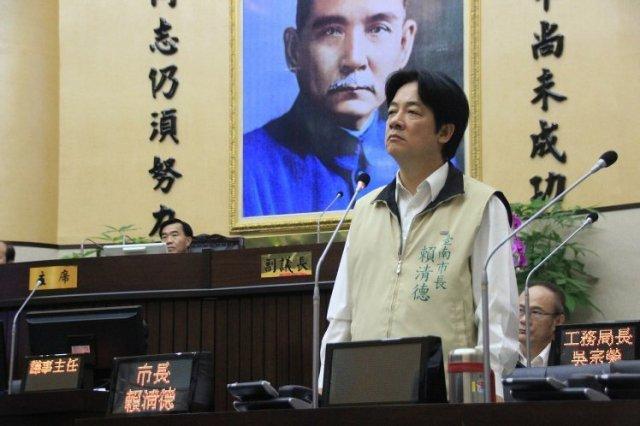 賴清德 議會 台灣獨立