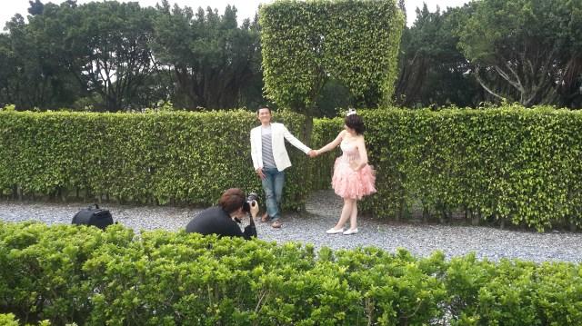 2014-06-13 自主婚紗 拍攝花絮 婚紗攝影 自助婚造型設計