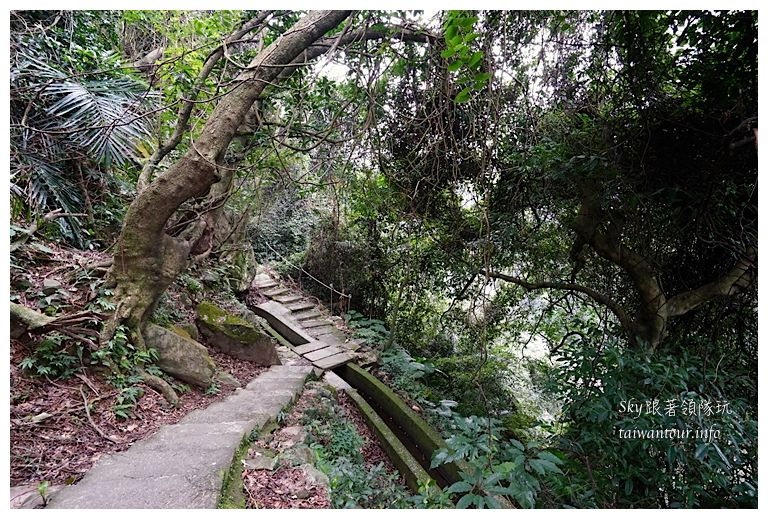 北部景點推薦石門青山瀑布01501