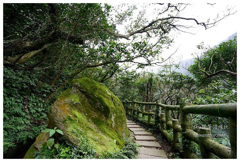 北部景點推薦石門青山瀑布01522