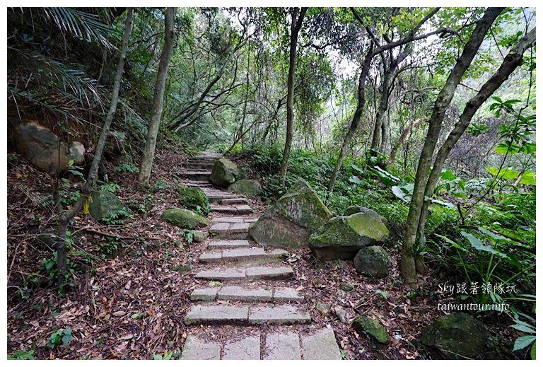北部景點推薦石門青山瀑布01549