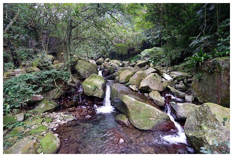 北部景點推薦石門青山瀑布01581