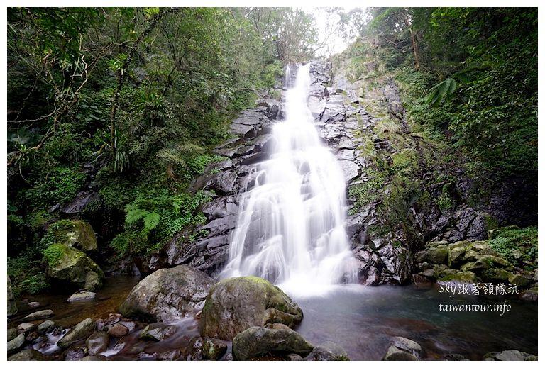 北部景點推薦石門青山瀑布01597
