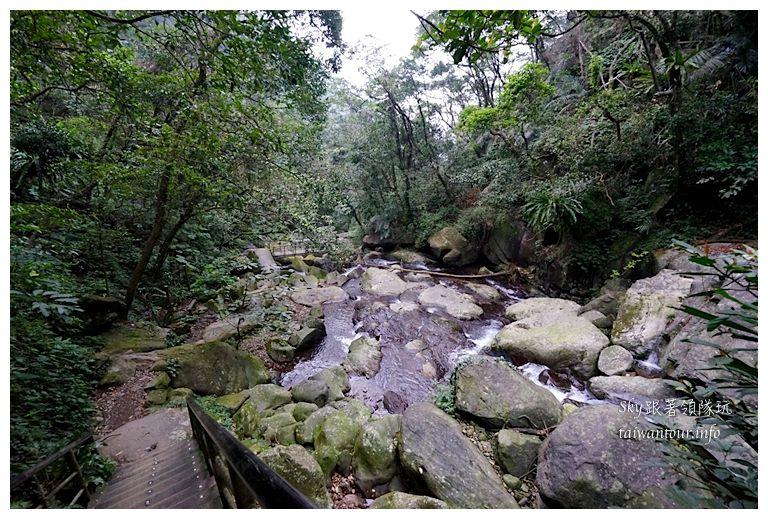 北部景點推薦石門青山瀑布01611
