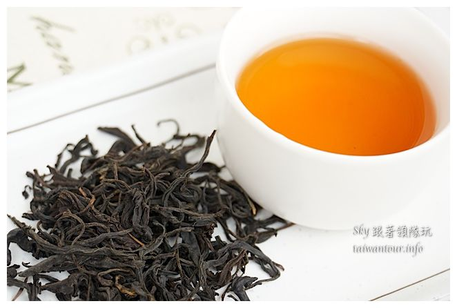 南投美食心栽茶台農17號阿薩姆紅茶05861