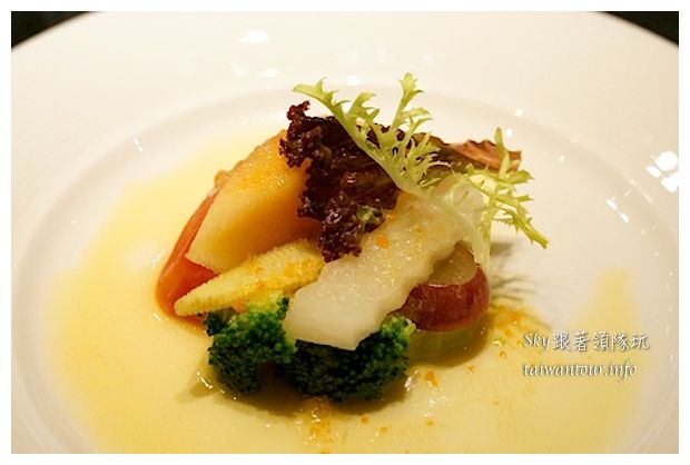 台中綠美食推薦凱焱頂級鐵板燒34