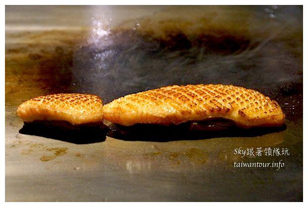 台中綠美食推薦凱焱頂級鐵板燒35