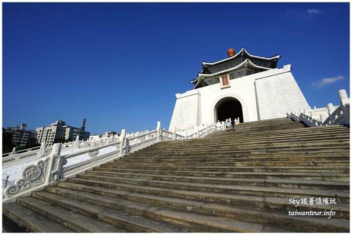 台北景點推薦中正紀念堂自由廣場DSC01791