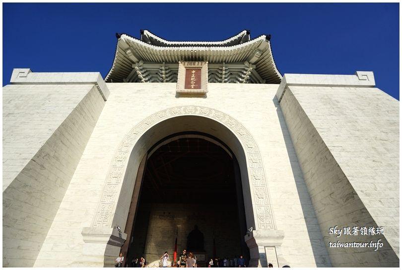 台北景點推薦中正紀念堂自由廣場DSC01829