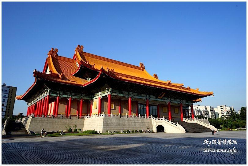 台北景點推薦中正紀念堂自由廣場DSC01856