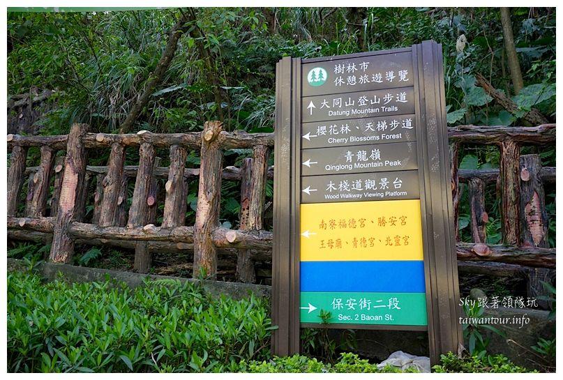 台北景點推薦大同山櫻花林03857