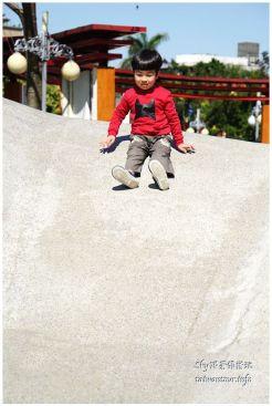台北景點推薦板橋溪北生態公園親子景點DSC01168