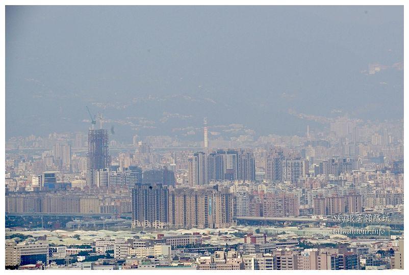 台北景點推薦樹林大同山夜景約會必去03781