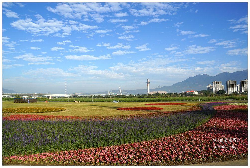 台北景點推薦社子島自行車道09333