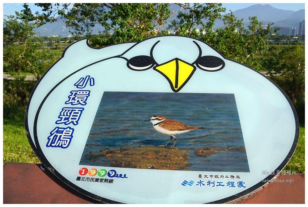 台北景點推薦社子島自行車道09393