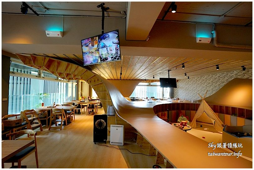 台北親子餐廳money jump內湖DSC05391
