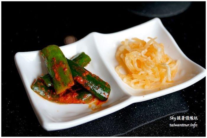 台南美食韓式東大門料理DSC01425