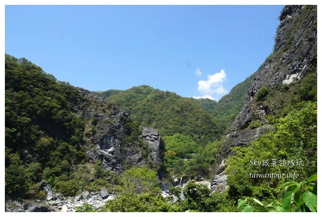 太魯閣綠水合流05135