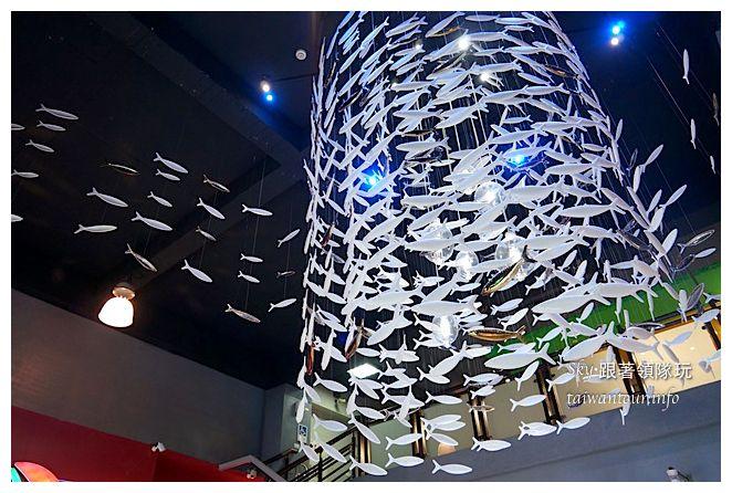 宜蘭蘇澳景點祝大魚3D彩繪360度海底隧道07099