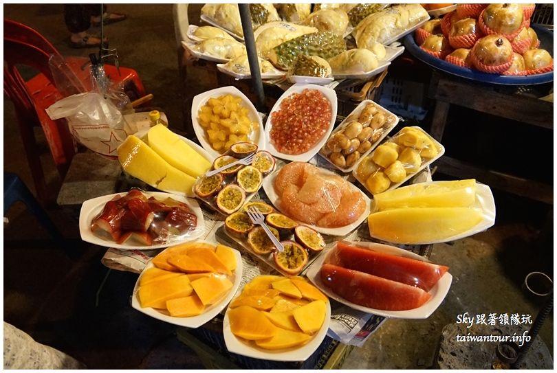 泰國街邊小吃夜市美食DSC02404