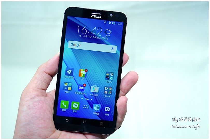 華碩手機zenfone go tvDSC05068