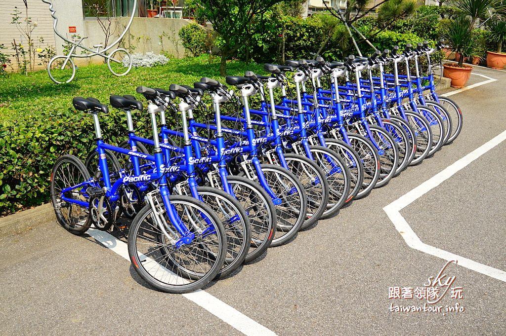 桃園景點推薦-好騎會增值的車【太平洋自行車博物館】