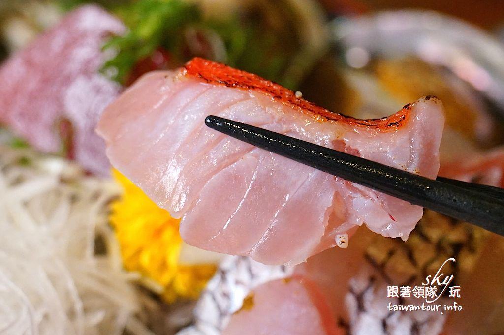 台北美食推薦-中山區無菜單料理【微風建一食堂】