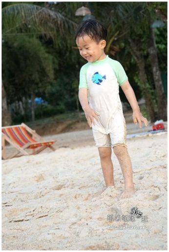 泰國景點推薦芭達雅海神島DSC02284