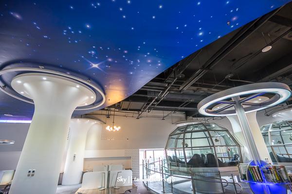 新北景點推薦-林口最美的星空【東勢閱覽室】