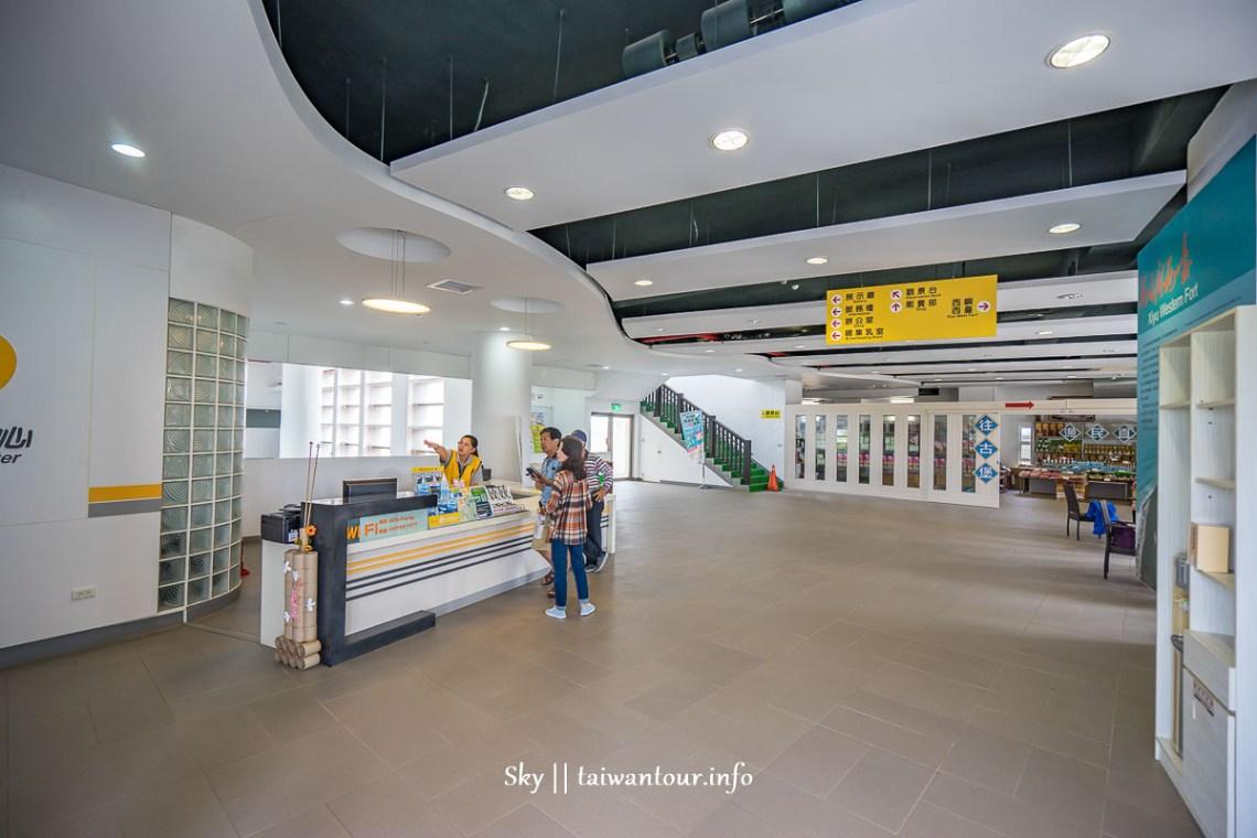 2019澎湖【西嶼西臺遊客中心】清朝砲台古蹟
