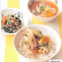子どもがよく食べる給食のレシピ105_ページ_98