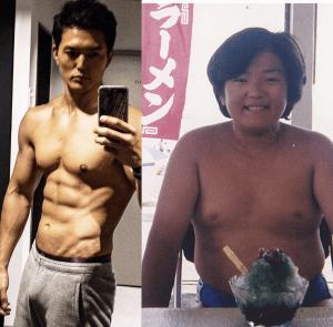 脂肪を落として筋肉をつける!