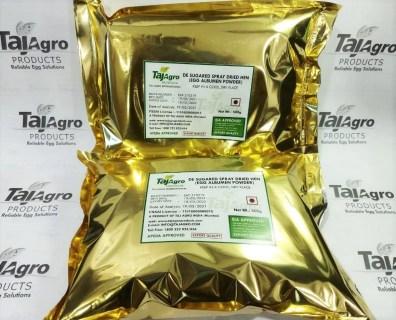 India manufactures value added egg products – egg albumen powder, hygienic eggs, liquid yolk