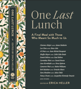 Book Cover of One Last Lunch
