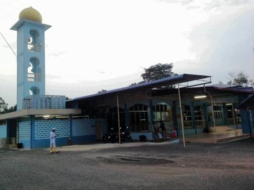 Masjid Bandar Tun Razak, Jengka Pahang.