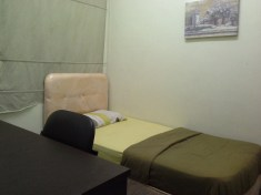 Room 4 -Single Bed @ Ground Floor - Fan