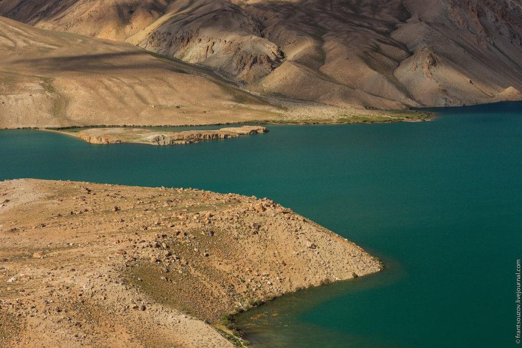 Яшилькуль — подпрудное озеро на Южном Памире в Таджикистане.