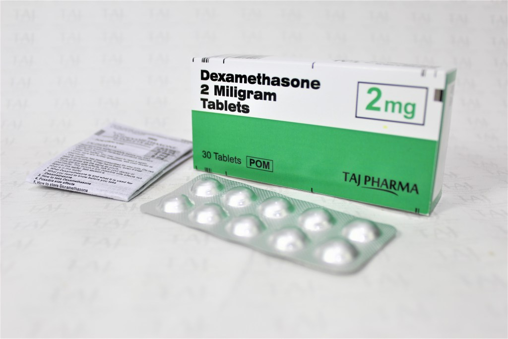 Dexamethasone Tablets BP 2mg Manufacturers, Suppliers, Exporters India
