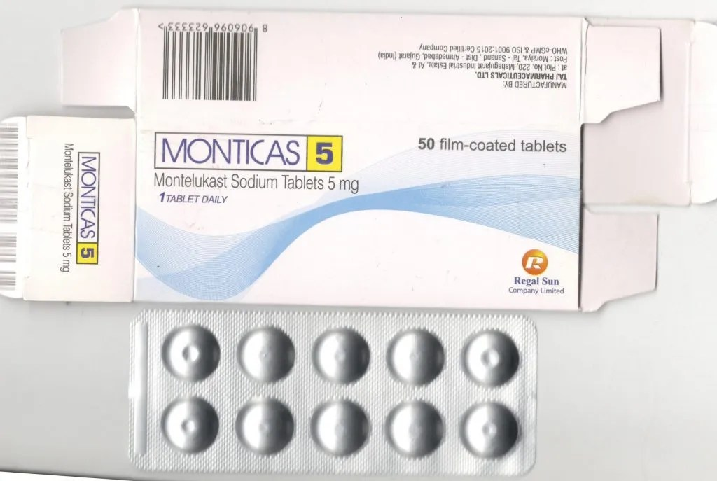 Montelukast: Side Effects, Dosage, Uses, and More