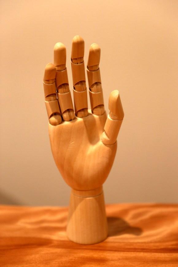 Hand_ Mannequin