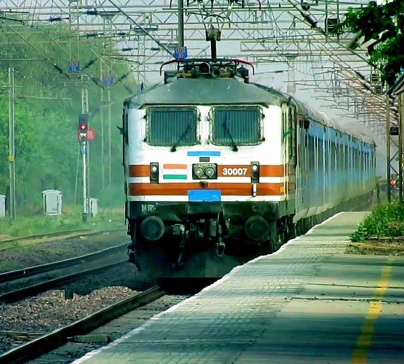 Shatabdi Express Train (2)