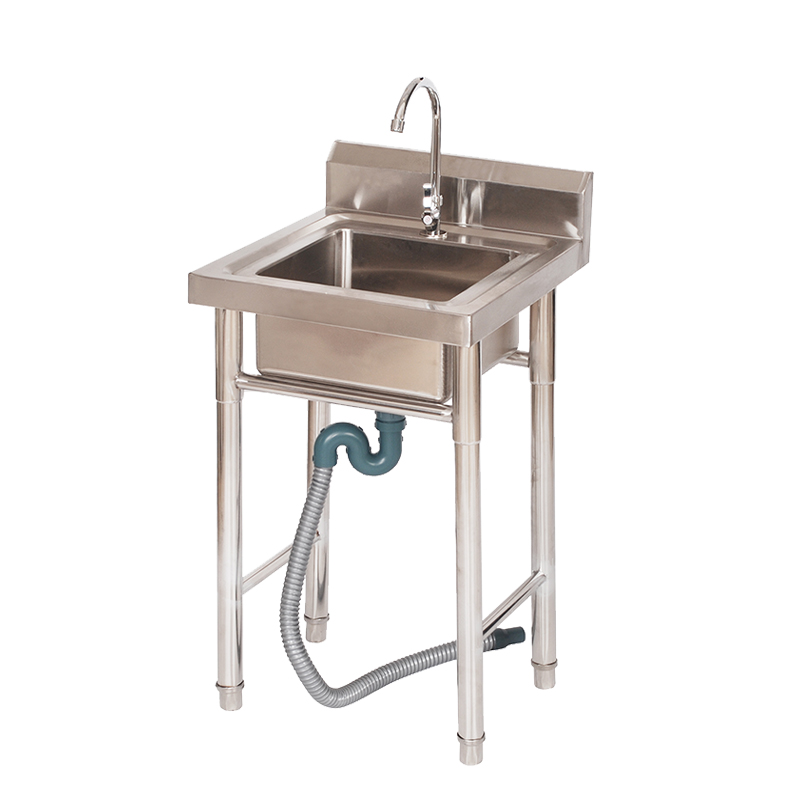 mobile hand wash sink without water tank