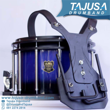 carrier marching band alumunium black