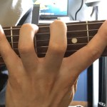 ギター初心者、ギター練習前にやること(ギター用の手を作ること)