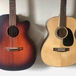 ギター、1万円ギターと10万円ギターの違い(アコギで比較動画あり)