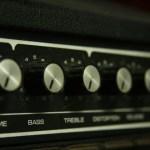 ギター、1チャンネルアンプでの音の作り方(ギターのヴォリュームとエフェクターを使用)