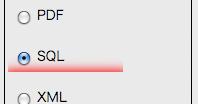 SQL選択